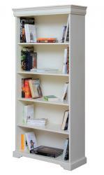 estantería lacada, librería, mueble de salón, librería de oficina, Arteferretto