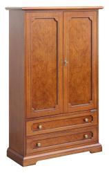 armario, armario de madera, mueble de almacenaje, mueble artesanal, Arteferretto