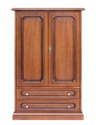 armario de madera en estilo clásico, mueble de madera, mueble multiuso, armario,armario multiuso