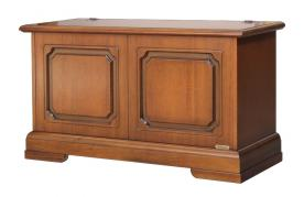 caja de almacenaje, caja de madera, caja rebatible