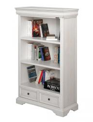 Librería estilo Luis Felipe, muebles luis felipe, estanteria, librería clásica