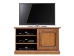 Mueble tv 1 puerta en madera