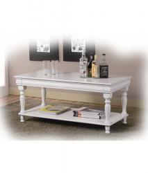 mesa de centro, mesita rectangular, mesilla rectangular, mesa de centro con vidrio, mesa de centro lacada, mesa de centro Arteferretto, Arteferretto muebles