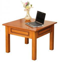 Mesita de salón, mesita de cuadrado, mesa de madera por salón, Arteferretto