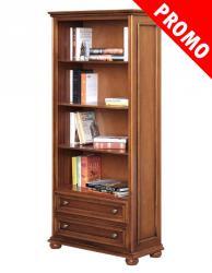 mueble estantería, librería, mueble de salón, mueble de madera, librería alta, Arteferretto