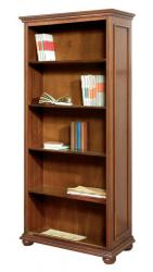 mueble librería , estantería alta, estantería clásica, mueble clásico, mueble de salón, Arteferretto