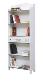 librería, estantería, mueble librería, librería decorada, Arteferretto