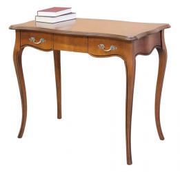 escritorio estilo clásico, escritorio de oficina, mesa de despacho, escritorio de madera