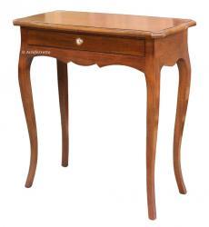 mueble consola de madera, mesa consola, mesa de pasillo, consola, mueble clásico