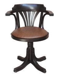 silla giratoria, silla de madera, silla giratoria de madera, sillón de oficina, silla de oficina
