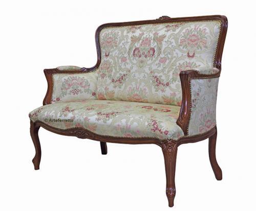 """Sofa de estilo por el salon """"Eden"""""""