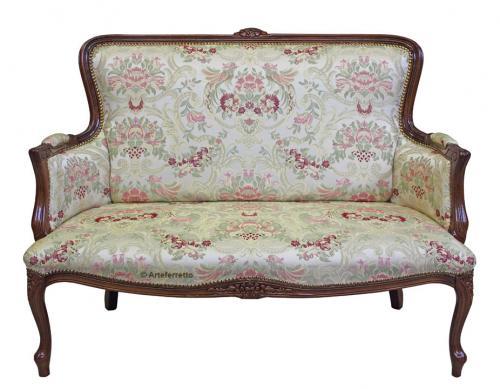 """Sofa de estilo por el salón """"Eden"""""""