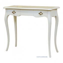 consola de recibidor, consola de madera, mesa consola, consola clásica, Arteferretto, mueble de recibidor