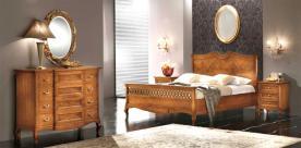 Dormitorio de matrimonio completo, muebles de dormitorio, comprar cama, cómoda, mesita de noche