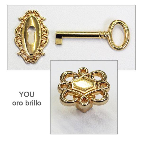 You oro brillo