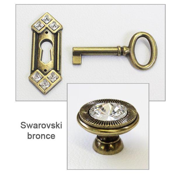 swarovski bronce