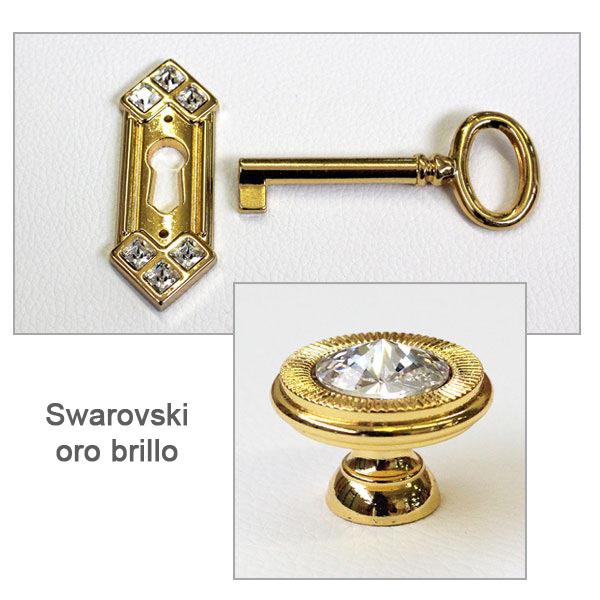 swarovski oro brillo
