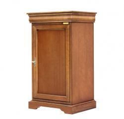 aparador pequeño, aparador de salón, mueble de recibidor, mueble pequeño, aparador de madera, aparador 1 puerta