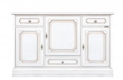 mueble de comedor, aparador, aparador de madera, mueble clásico, aparador clásico, aparador con cajones, Arteferretto