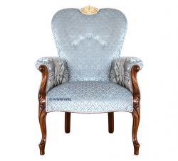 sillón, sillón tapizado, sillón clásico, mueble clásico, Arteferretto