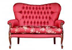 sofa clásico 2 asiento, sofa elegante, sofa de estilo, sofa de cuarto de estar