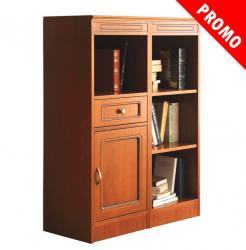 mueble bajo de almacenaje, mueble de madera, mueble de salón, mueble de estilo clásico