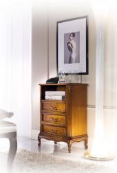 telefonera 3 cajones, mueble de madera, telefonera pequeña, mueble artesanal,