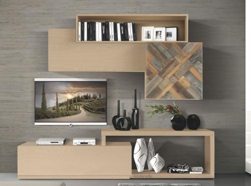 mueble modular de salón, composición de salón, mueble pared de estilo moderno, muebles de madera, muebles de diseño italiano, mueble de cuarto de estar, mueble de tv, mueble de diseño italiano