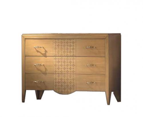 cómoda tallada, cómoda de madera, cómoda de dormitorio, mueble de dormitorio, mueble de madera, cómoda de diseño italiano