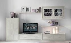 mueble de tv, mueble de pared, mueble de madera