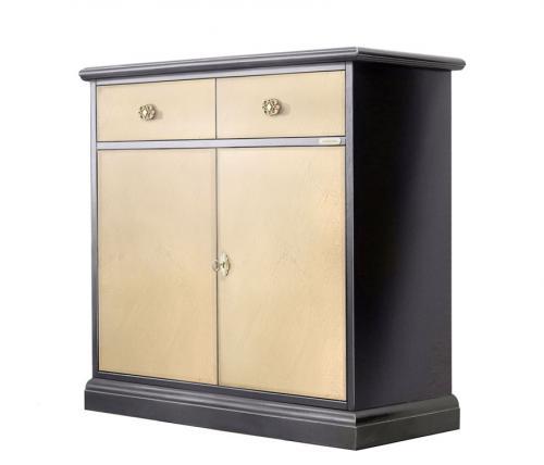 aparador bicolor, mueble bicolor, aparador de cocina, aparador de comedor, mueble de comedor, mueble de madera, Arteferretto muebles, muebles de Arteferretto