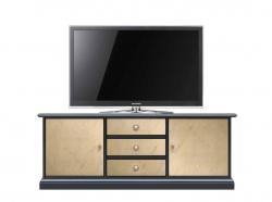 mueble tv bicolor, mueble bicolor, mueble de salón, Arteferretto muebles, mueble de cuarto de estar, aparador tv