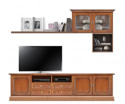 mueble de pared, mueble pared tv, mueble de madera, mueble de salón, mueble Arteferretto