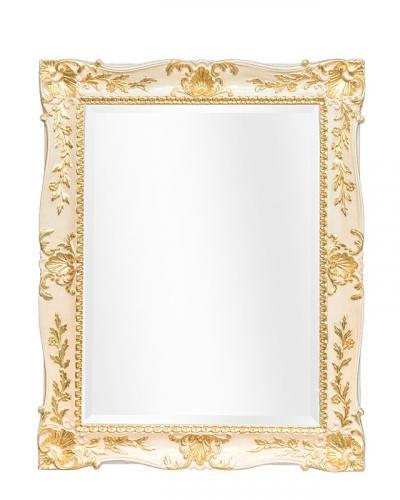 espejo lacado, espejo clásico, espejo rectangular, espejo de pasillo, espejo de entrada, espejo decorado